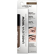 L'Oreal Paris Unbelieva-brow Waterproof Brow Gel Dark Brunette