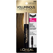 6528e0f49b3 L'Oreal Paris Volume Building Mascara, Carbon Black ‑ Shop Mascara ...