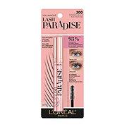 L'Oreal Paris Voluminous Lash Paradise Washable Mascara Blackest Black