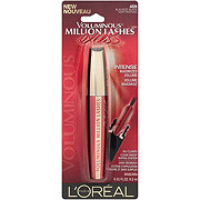 L'Oreal Paris Voluminous Million Lashes Excess Blackest Black Mascara