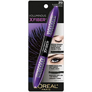 L'Oreal Paris Voluminous X Fiber Mascara Blackest Black