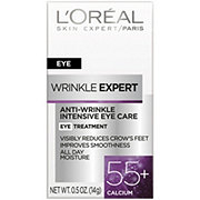 L'Oreal Paris Wrinkle Expert Anti-Wrinkle Eyes 55+