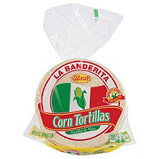 La Banderita White Corn Tortillas