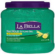 La Bella Max Hold Gel Green With Wheat & Oat Proteins