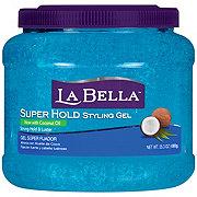 La Bella Super Hold Gel Blue With Coconut Oil