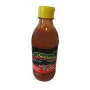 La Botanera Salsa Muy Picante Extra Hot Sauce