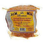 La Boucherie Chicken Breast Stuffed with Crawfish Jambalaya