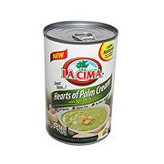 La Cima Spinach Hearts of Palm Soup