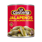 La Costena Green Pickled Jalapeno Peppers