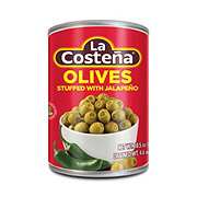 La Costena Olives Stuffed with Jalapeno