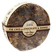 La Gruta Del Sol Fig Cake with Chocolate and Orange