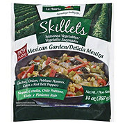 La Huerta Mexican Garden Blend Seasoned Vegetables