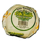 La K'Buena Corn Tortillas