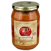 La Madeleine Reduced Fat Tomato Basil Soupe
