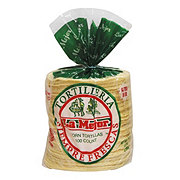 La Mejor White Corn Tortillas