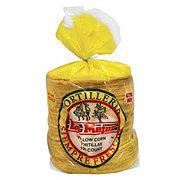 La Mejor Yellow Corn Tortillas