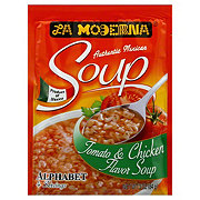 La Moderna Alphabet Tomato & Chicken Flavor Authentic Mexican Soup