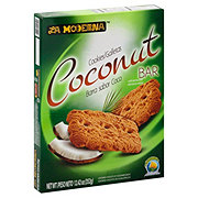 La Moderna Coconut Bar Cookies