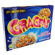 La Moderna Grageas Orange Cookies