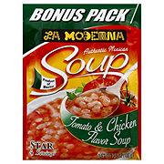 La Moderna Tomato & Chicken Flavor Star Soup