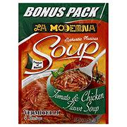 La Moderna Tomato & Chicken Flavor Vermicelli Soup