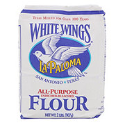 La Paloma White Wings Enriched Bleached All Purpose Flour