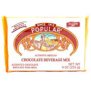 La Popular Authentic Mexican Chocolate Beverage Mix