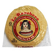 La Ranchera 10 in Burrito Flour Tortillas
