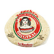 La Ranchera 12 in Burrito Flour Tortillas