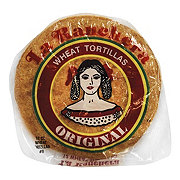 La Ranchera 8 in Wheat Tortillas