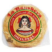 La Ranchera Burrito Flour Tortillas