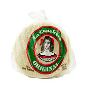 La Ranchera Corn Tortillas