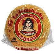 La Ranchera Flour Tortillas