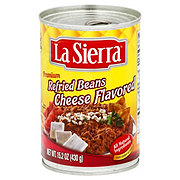 La Sierra Cheese Flavored Refried Beans