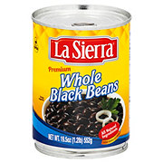 La Sierra Whole Black Beans