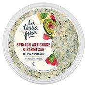 La Terra Fina Spinach Artichoke and Parmesan Dip