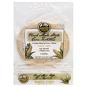 La Tortilla Factory Hand Made Style White Corn Tortillas