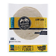 La Tortilla Factory High Fiber Low Carb Traditional Flour Tortillas