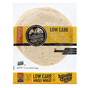 La Tortilla Factory Low Carb Whole Wheat Tortillas