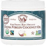 La Tourangelle Raw Organic Extra Virgin Coconut Oil
