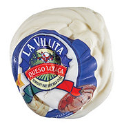 La Villita Oaxaca Cheese, sold by the