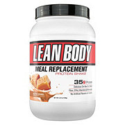 Labrada Lean Body Meal Replacement Salted Caramel