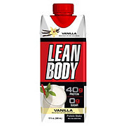 Labrada Lean Body Vanilla Ice Cream Hi-Protein Milk Shake