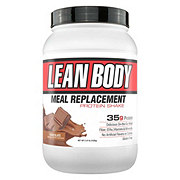 Labrada Nutrition Lean Body Chocolate Ice Cream Hi-Protein Meal Replacement Shake