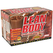 Labrada Nutrition Lean Body Dutch Chocolate Ice Cream Hi-Protein Meal Replacement Shake