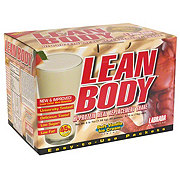 Labrada Nutrition Lean Body Soft Vanilla Ice Cream Hi-Protein Meal Replacement Shake