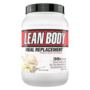 Labrada Nutrition Lean Body Vanilla Ice Cream Hi-Protein Meal Replacement Shake