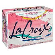 LaCroix Passion Fruit Sparkling Water 12 oz Cans