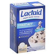 Lactaid Fast Act Chewables