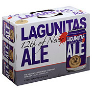 Lagunitas 12th Of Never Ale Beer 12 oz  Cans